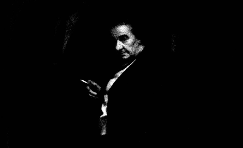 The Ardent, Stiff-Necked Spirit of Golda Meir