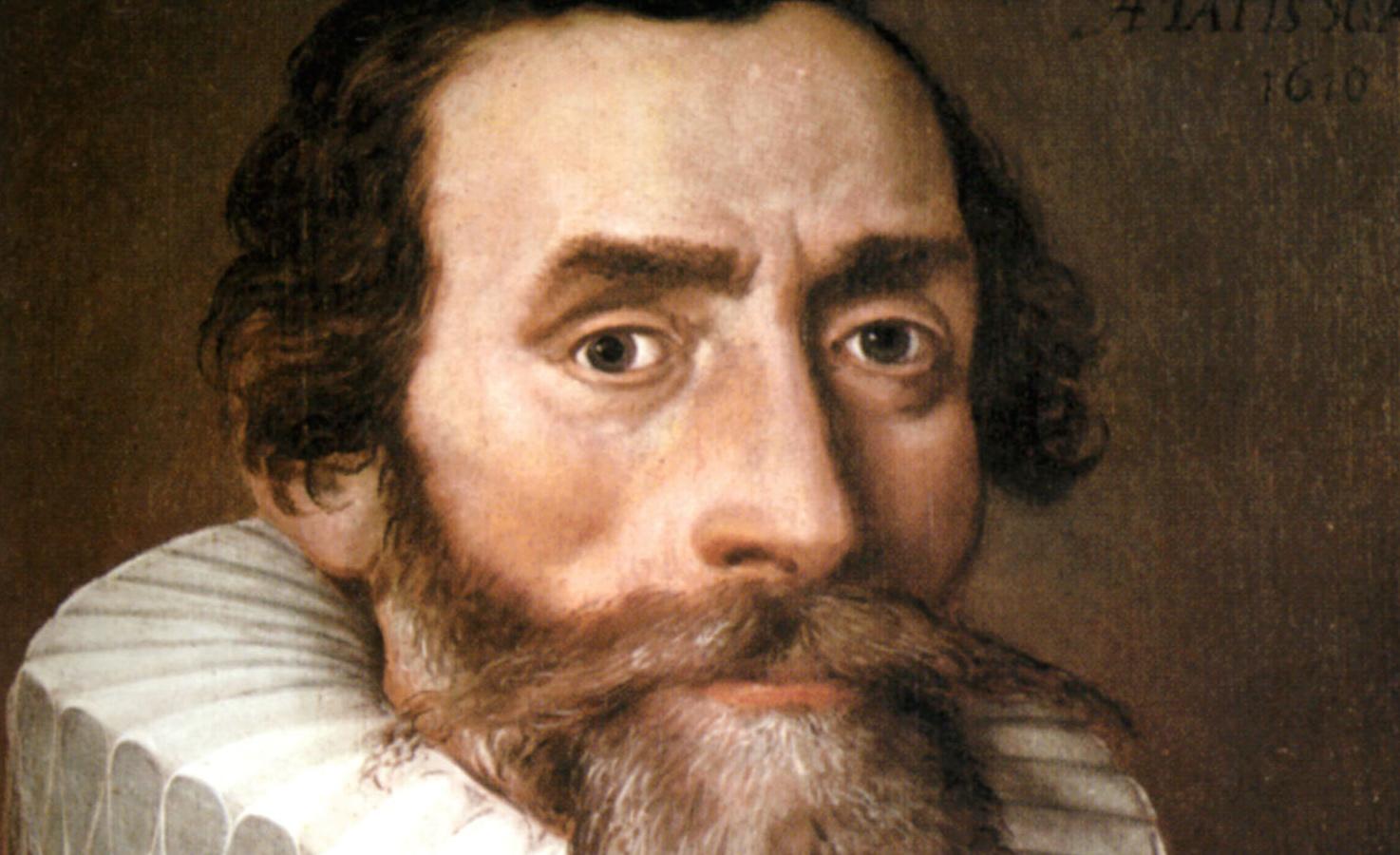 "The German astronomer Johannes Kepler, who used the term ""Vulgar Era."" Wikipedia."