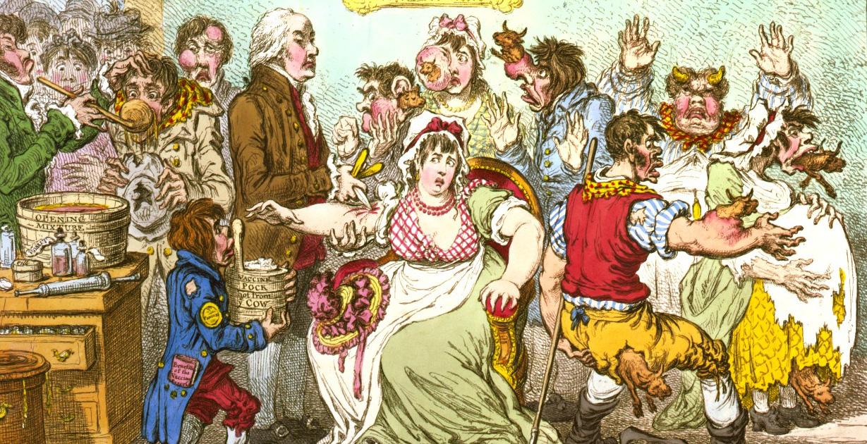"The Yiddish–Dutch–German ""Smallpox"" Exchange"