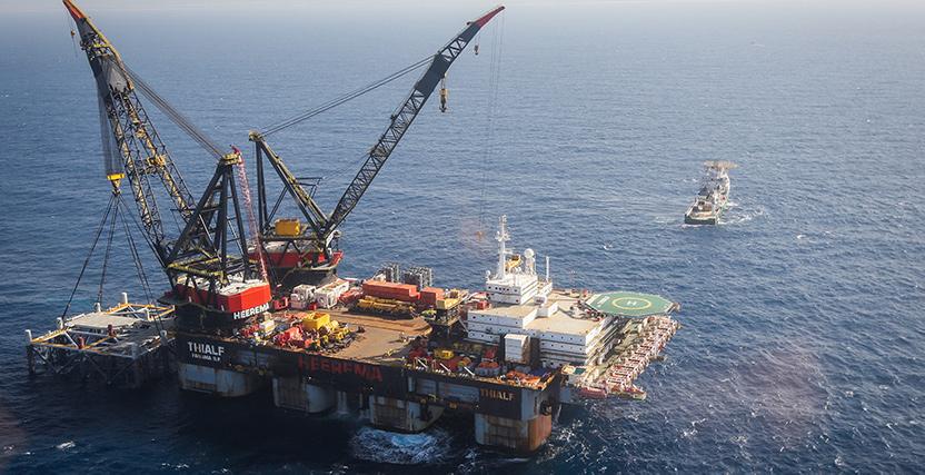 How Israel Got Its Energy Groove Back